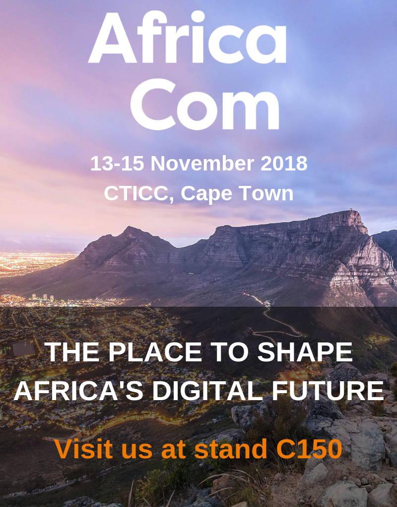 Africa com, CTICC Cape Town