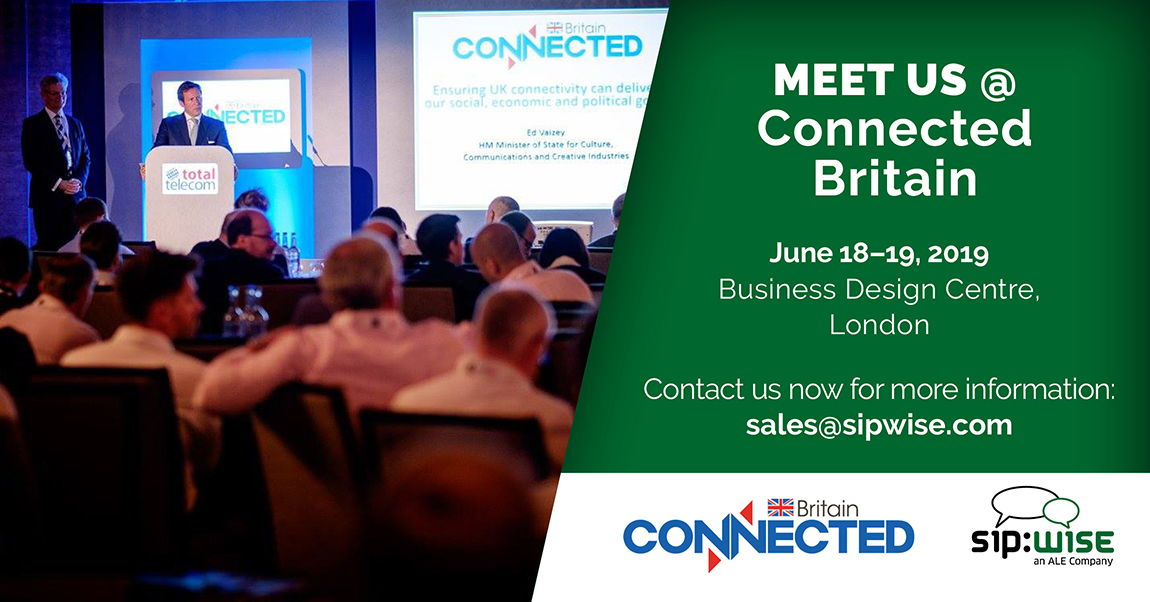 Britain Connected, 18-19 June 2019