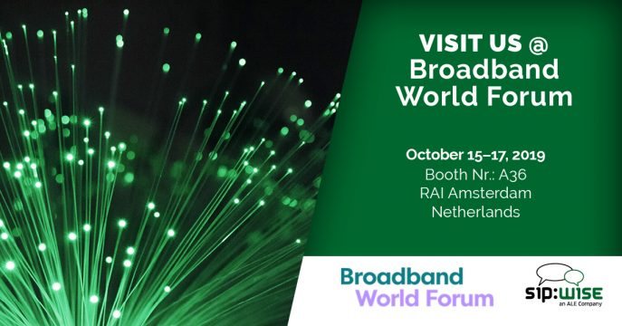 Broadband World Forum 2019